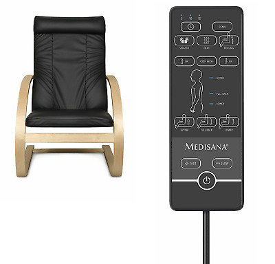 Medisana Shiatsu Massagesessel RC 420 Relax Sessel + Massage Sitz 26-01-2-4122