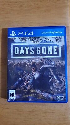 Days Gone PS4 (Sony PlayStation 4, 2019) - Used