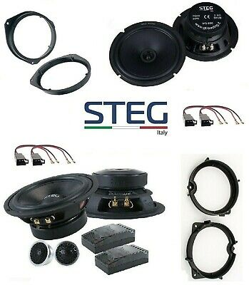 STEG ST401 AMPLIFICATORE 4 CANALI 180W x4 1040W /> MADE IN ITALY