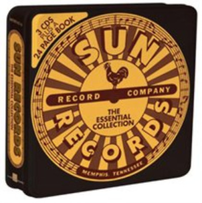 Various Artists-Sun Records (US IMPORT) CD / Box Set NEW