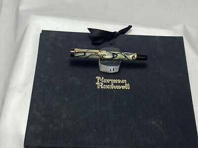 Parker Duofold Norman Rockwell Centennial Fontaine Stylo le 405/3500 An 1996