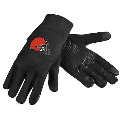 Cleveland Browns NFL Neoprene High End Technology Touch Texting Gloves FREE