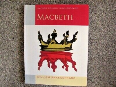 "Oxford School Shakespeare ""Macbeth"""