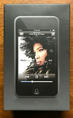 Apple iPod Touch empty box (with original earphones & cable)