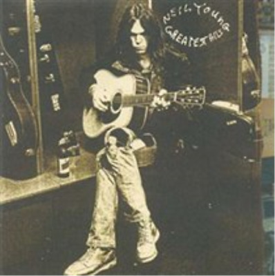 Neil Young - Greatest Hits (UK IMPORT) CD NEW