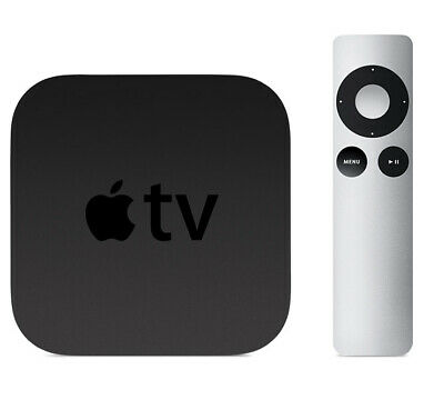 Apple TV 3rd Generation 8GB Media Streaming Player A1469 MD199C/A (Canada)
