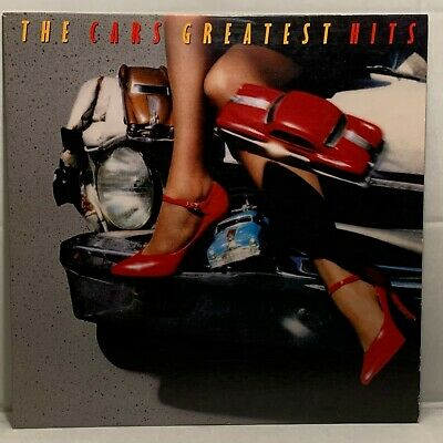 The Cars Vinyl Lp The Cars Greatest Hits Elektra Records Excellent