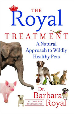 `Royal, Barbara, Dr./ Royal...-The Royal Treatment (US IMPORT) BOOK NEW
