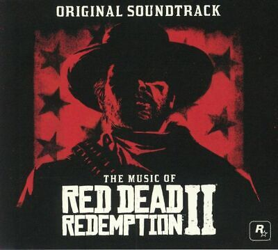 VARIOUS - The Music Of Red Dead Redemption II (Soundtrack) - CD (unmixed CD)