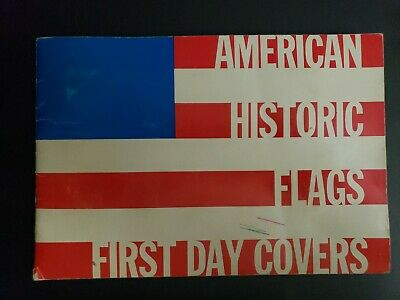 American Historic Flags First Day Covers July 4th 1968