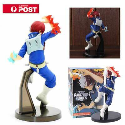 My Hero Academia Todoroki Shoto Figure Shouto Todoroki Collecible Model Toy NEW