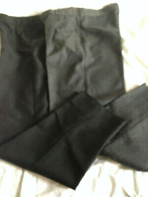 Two pairs of mens trousers 27/28 1/2 ins