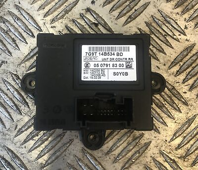 S MAX FORD MONDEO GALAXY REAR DOOR CONTROL MODULE 2007-2008 7G9T-14B534-BE
