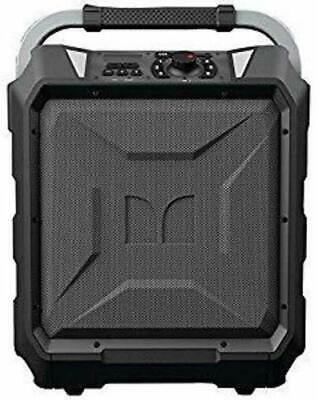 Monster Rockin' Roller 2 | 80 Watts, 100 Hour Water Resistant Speaker Bluetooth