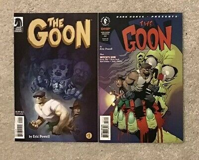 THE GOON #1 Dark Horse Presents #157 (1ST PRINT ERIC POWELL)  2003 Great Shape.