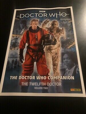 Bbc Doctor Who The Doctor Who Companion The Twelfth Doctor Volume Two Dr Who