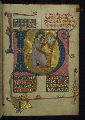 MANUSCRIPTS Collection of  6 High Quality Illuminations. NEW