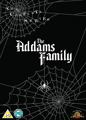 The Addams Family: The Complete Series 1964 [DVD]