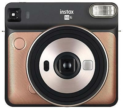 Fujifilm Instax Square SQ6 - Instant Film Camera - Blush Gold [MISSING LENS]™