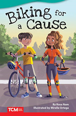 Nam Rosa-Biking For A Cause (Advanced) (US IMPORT) BOOK NEW