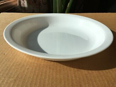 Corelle Winter Frost White Serving Entree Pasta Vegetable Bowl Rimmed 10 1/4""