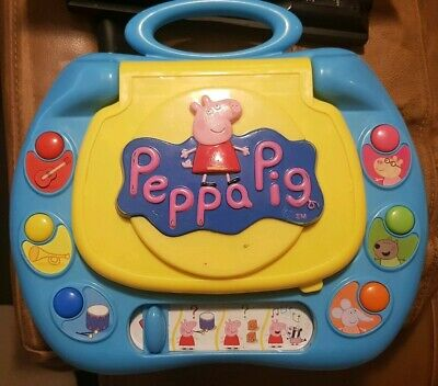 Peppa Pig My First Laptop Toy