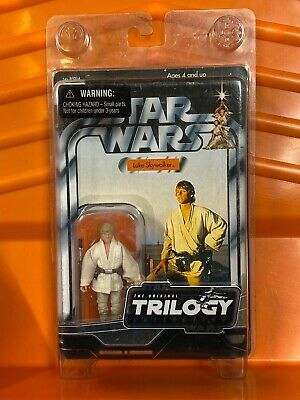 Luke Skywalker Farm Boy 2004 Vintage Star Wars VOTC Original Trilogy Collection