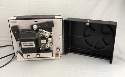Bell And Howell Super 8 MM Autoload Movie Projector Model 461A Excellent