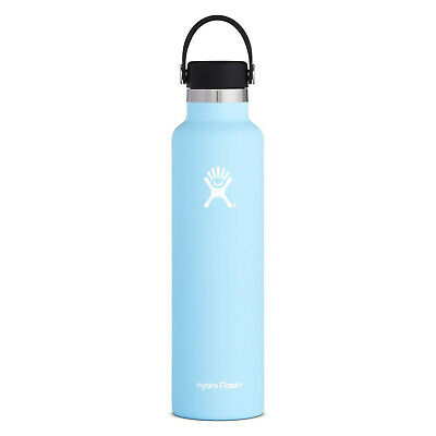 NEW Hydro Flask Double Insulated Standard 710ml (24 oz) Bottle - Frost