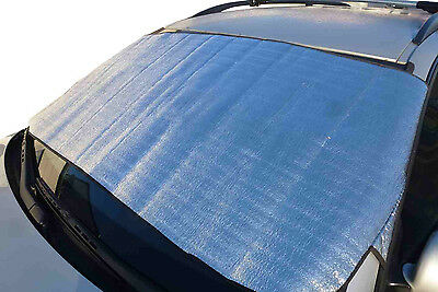Car Windscreen Anti Frost Winter Sun Block Heat Protection Cover Mat 02
