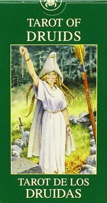 Tarot of Druids Tarot MINI Deck Cards Wiccan Pagan Metaphysical