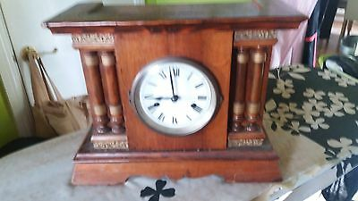 Antique Edwardian Clock