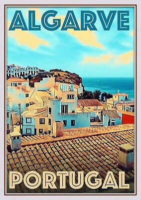 Art Deco Travel Posters Lovely Vintage Retro Holiday Tourism *Uni Berlin Germany