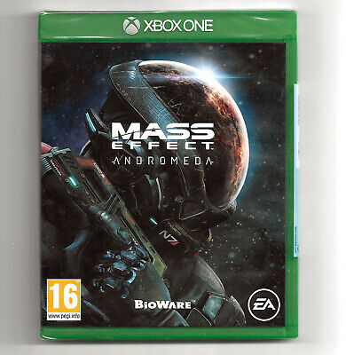 Mass Effect: Andromeda NORDIC Version - Xbox One - NEW & Factory Sealed - PAL
