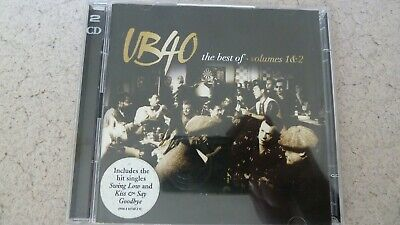 UB40 - The Best Of Vol.1 & 2 (Virgin Records 2005 2CD's) In used very good cond.