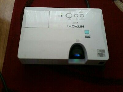 Hitachi Projector CP-X2520 GWC Free Postage