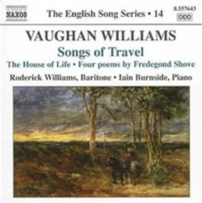 Songs of Travel, the House of Life (Williams, Burnside) (US IMPORT) CD NEW
