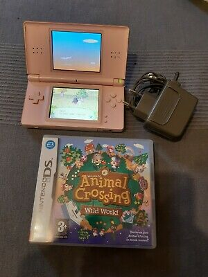 Console NINTENDO DS LITE + animal crossing