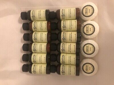C.O. Bigelow Apothecaries, 40ml, Brand New Sealed Travel Sizes.16 Pieces.