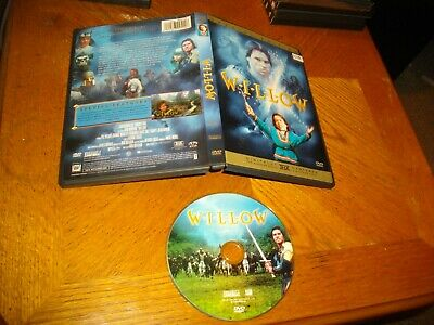 Willow (DVD, 2003, Special Edition Canadian Sensormatic)