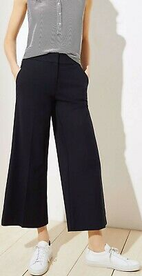 Ann Taylor LOFT Wide Leg Riviera Pants Various Colors and Sizes NWT