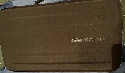 Gopro Karma Drone Fully Working With Carry Case And Instructions
