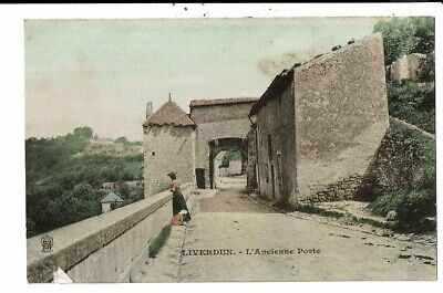 CPA-Carte Postale-France- Liverdun L'ancienne Porte  VM7853