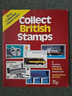 Collect British Stamps , Stanley Gibbons , 17th Edition