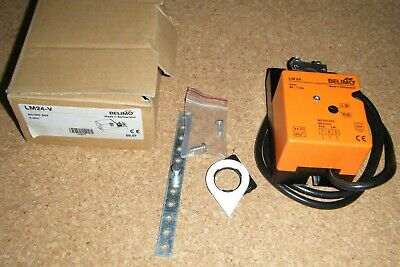 Belimo LM24-V 24v AC/DC 4 Nm Actuator, Boxed