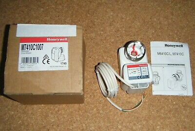 Honeywell M7410c 1007  24v AC  180 Nm Actuator, Boxed