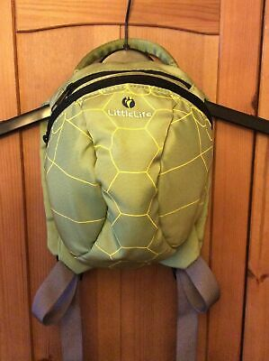 LittleLife Toddler turtle backpack & Safety Rein