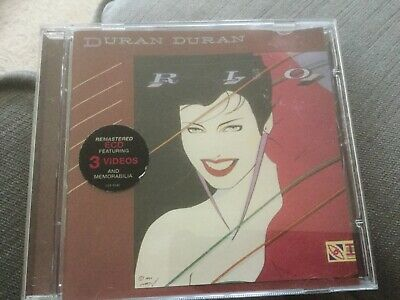 Duran Duran Rio Cd Remastered Save A Prayer My Own Way Hungry Like The Wolf