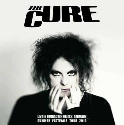 The Cure - Live In Neuhausen Ob Eck 2019 - 2Cd Digisleeve  New Release July 2019