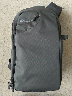Lowepro Transit Sling 250 AW Grey Camera DSLR Bag Backpack